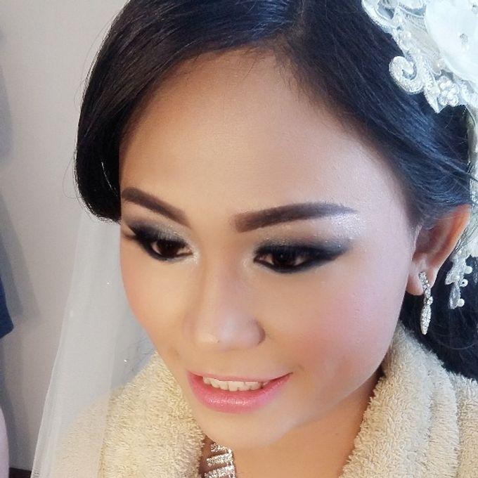 Wedding MakeUp N SulamAlis by Weiching Bridal Make Up - 004