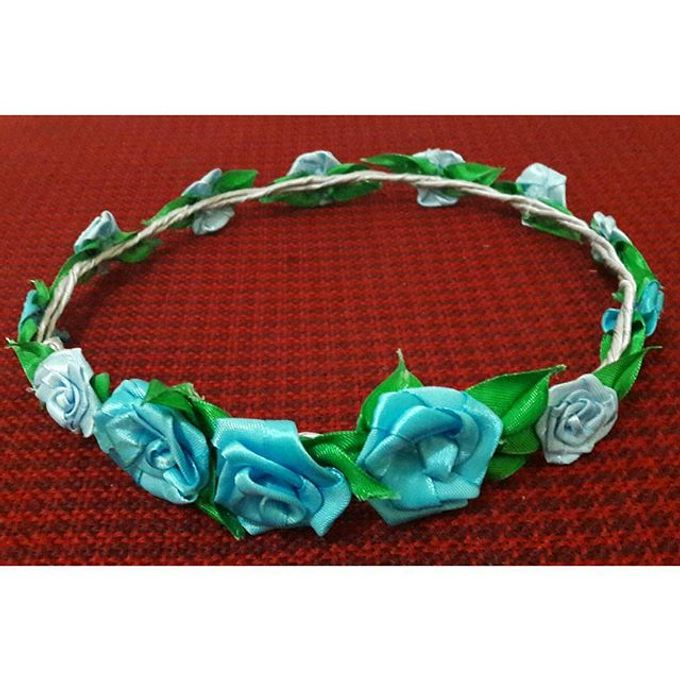 Flower Crown / Bando Bunga / Mahkota Bunga by Estrella Flower Crown - 038