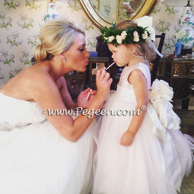 Pegeen.com Couture Flower Girl Dresses by Pegeen.com Flower Girl Dress Company - 001