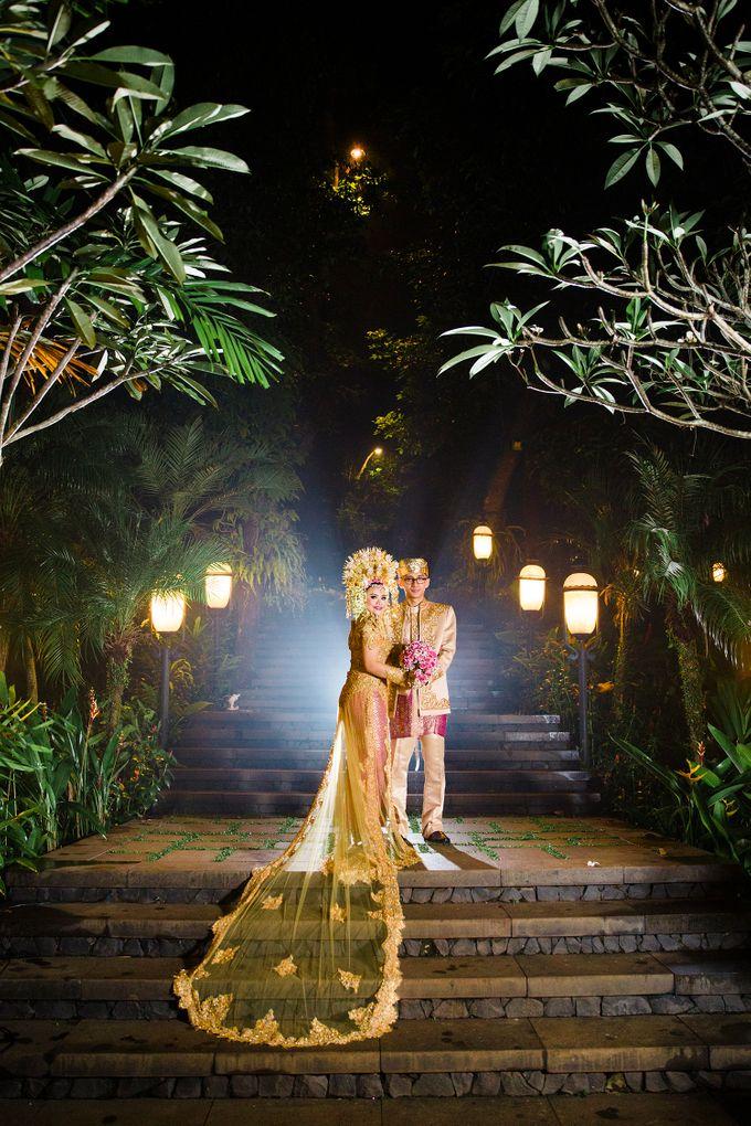 Plataran Wedding : Andry & Upi by ARA photography & videography - 005