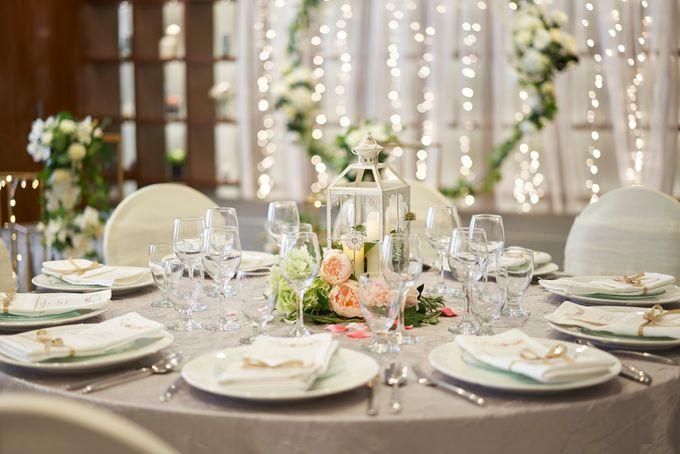 Weddings at Oasia Hotel Novena by Oasia Hotel Novena, Singapore - 001