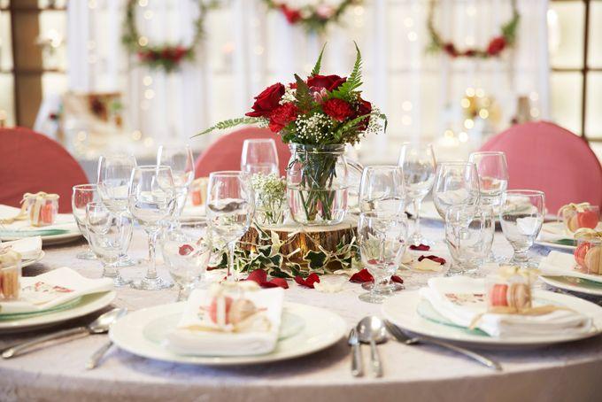 Weddings at Oasia Hotel Novena by Oasia Hotel Novena, Singapore - 005