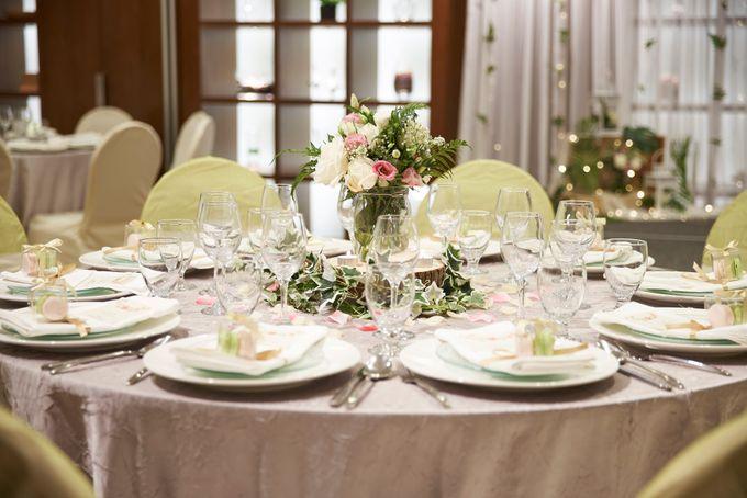 Weddings at Oasia Hotel Novena by Oasia Hotel Novena, Singapore - 002