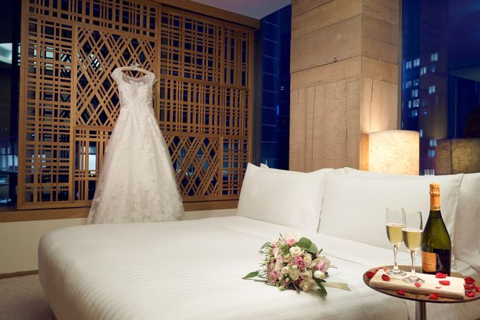 Bridal Suite by Oasia Hotel Novena, Singapore - 001