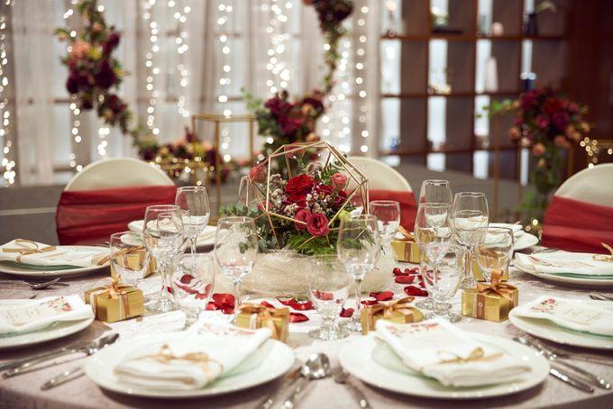 Weddings at Oasia Hotel Novena by Oasia Hotel Novena, Singapore - 004