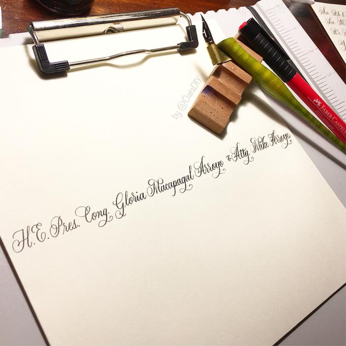 Envelope Addressing by Oats DIY - 007