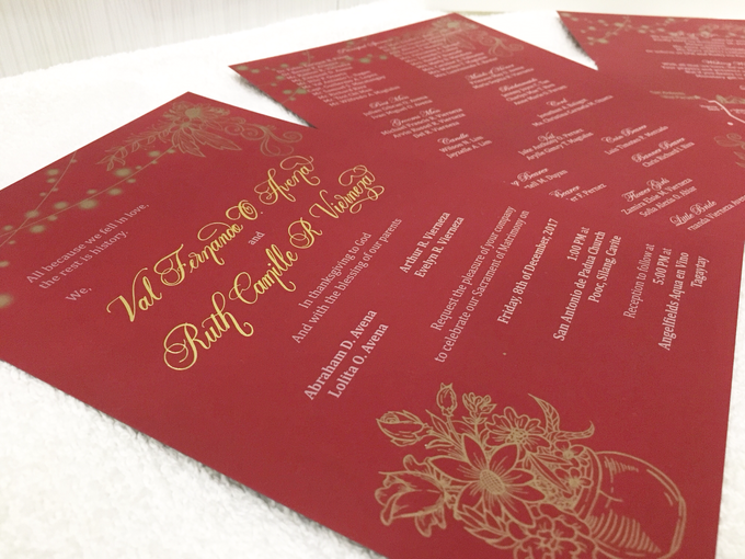 Invitation Design by Oats DIY - 003
