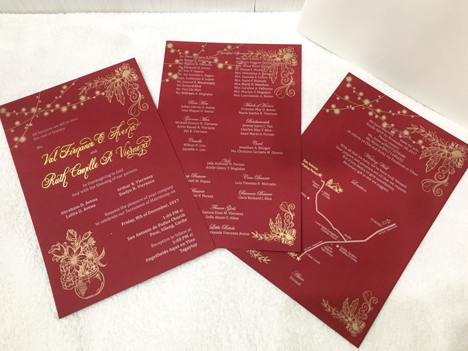 Invitation Design by Oats DIY - 004