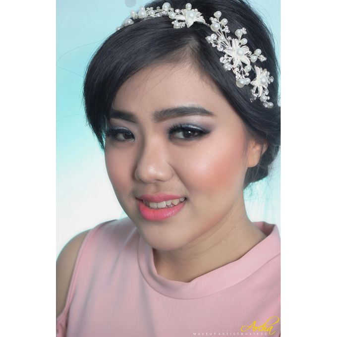 My Bridal Makeup by Archa makeup artist - 009