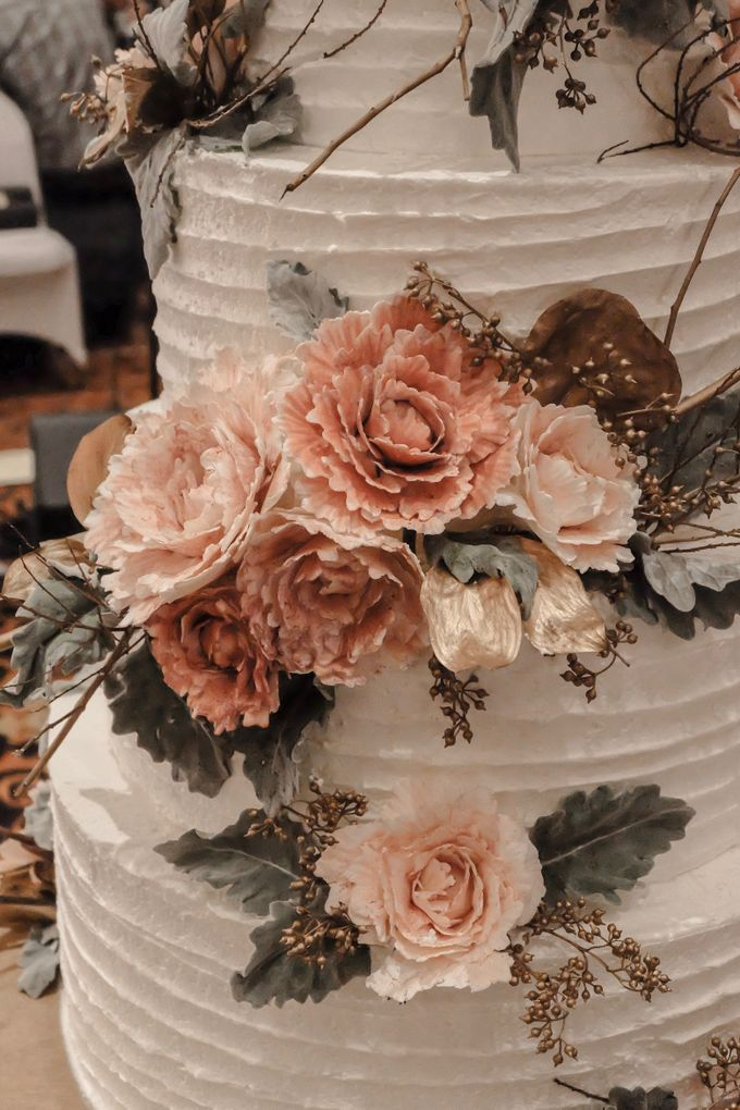The Wedding of Winson & Jennifer by KAIA Cakes & Co. - 022