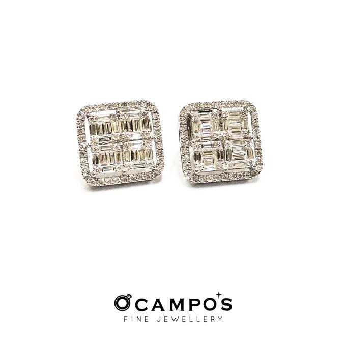Diamond Set (Ring & Earrings) by Ocampo's Fine Jewellery - 007
