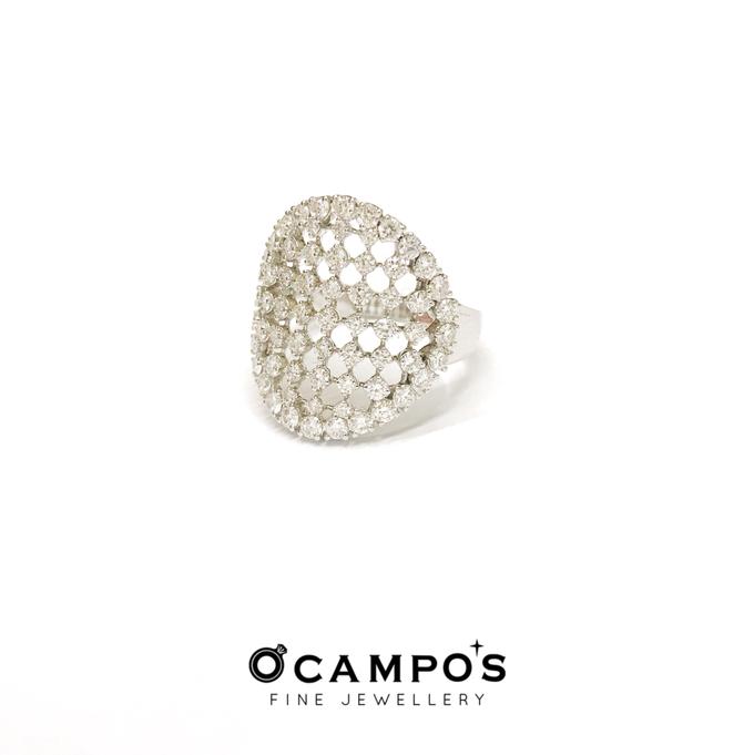 Diamond Power Rings by Ocampo's Fine Jewellery - 002