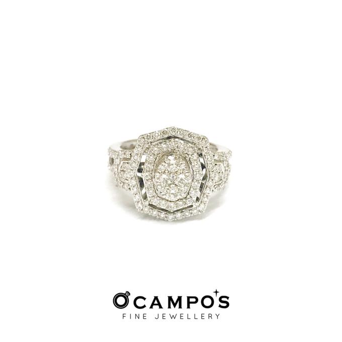 Diamond Power Rings by Ocampo's Fine Jewellery - 003