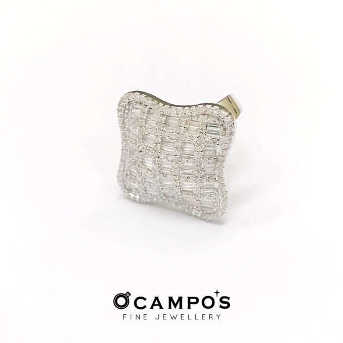 Diamond Power Rings by Ocampo's Fine Jewellery - 001