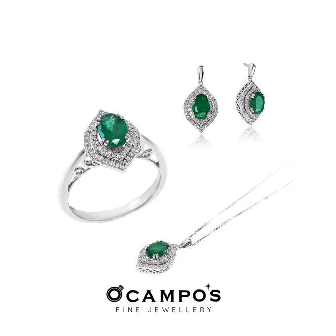 New Design Gemstone Collection by Ocampo's Fine Jewellery - 003