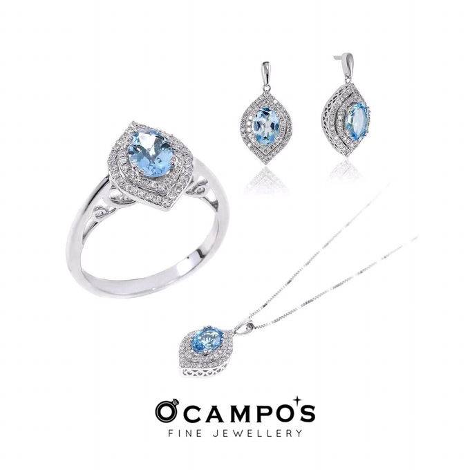 New Design Gemstone Collection by Ocampo's Fine Jewellery - 001