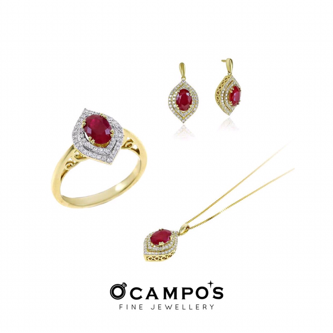 New Design Gemstone Collection by Ocampo's Fine Jewellery - 002
