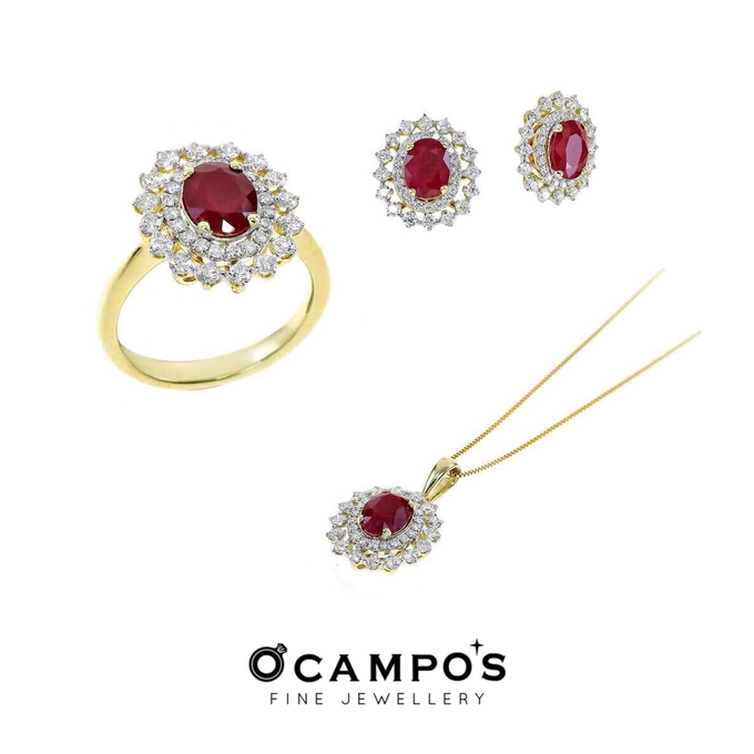 New Design Gemstone Collection by Ocampo's Fine Jewellery - 006