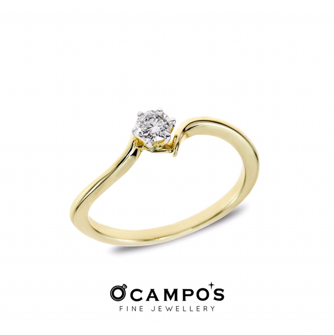 Engagement Rings by Ocampo's Fine Jewellery - 002