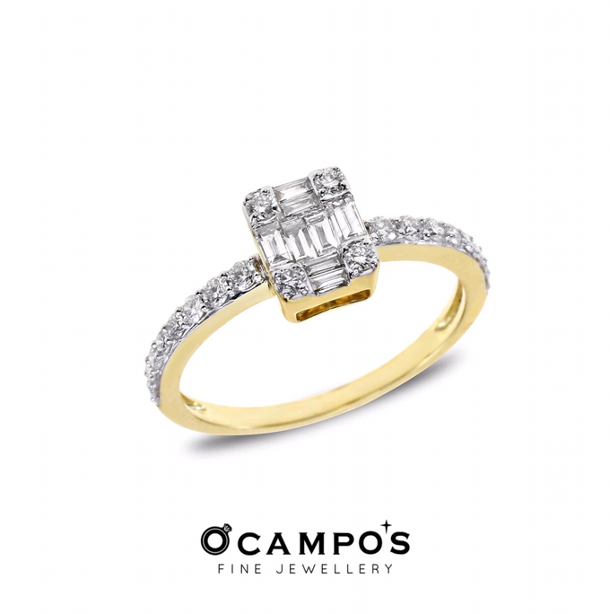 Engagement Rings by Ocampo's Fine Jewellery - 001