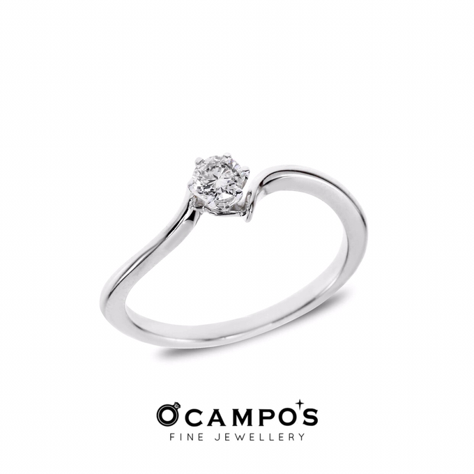 Engagement Rings by Ocampo's Fine Jewellery - 003