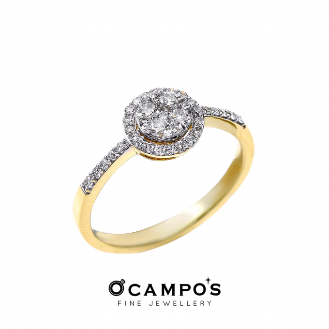 Engagement Rings by Ocampo's Fine Jewellery - 004