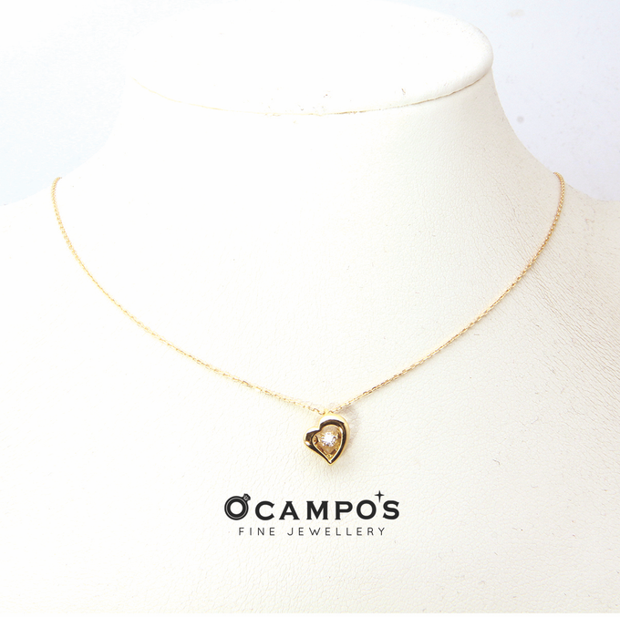 Heart Jewelry Pieces by Ocampo's Fine Jewellery - 005