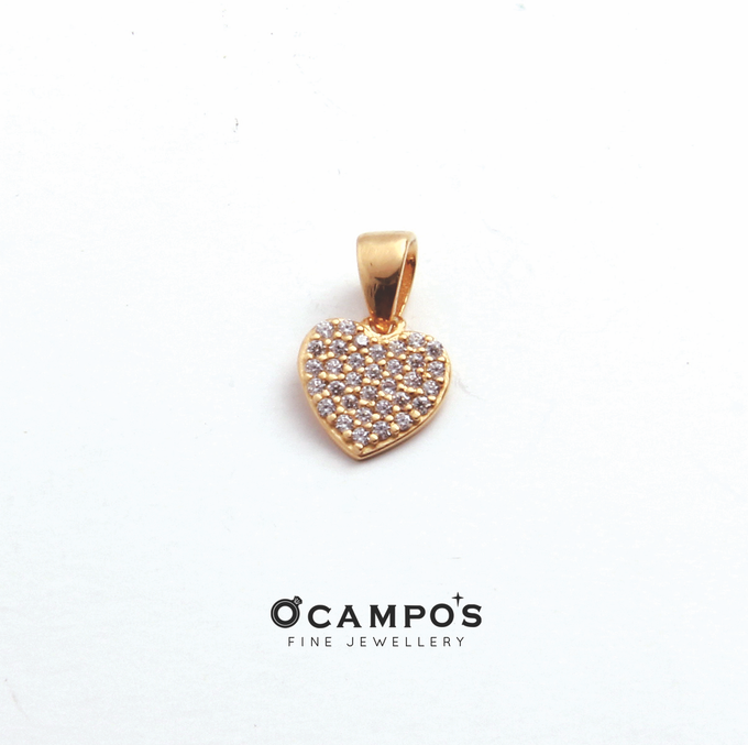 Heart Jewelry Pieces by Ocampo's Fine Jewellery - 003