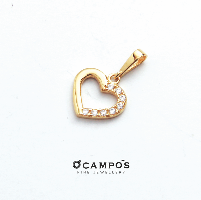 Heart Jewelry Pieces by Ocampo's Fine Jewellery - 002