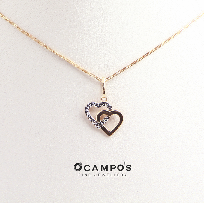 Heart Jewelry Pieces by Ocampo's Fine Jewellery - 004