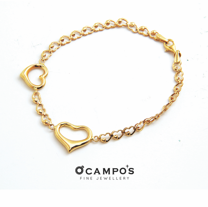 Heart Jewelry Pieces by Ocampo's Fine Jewellery - 001