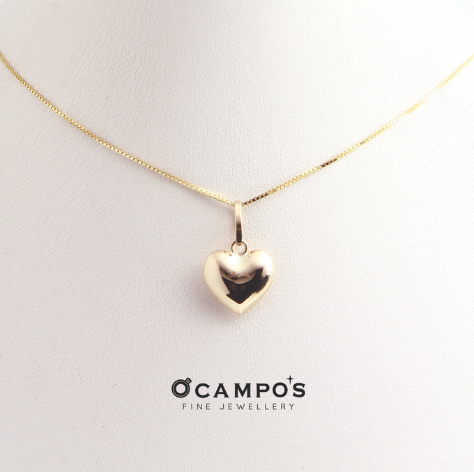 Heart Jewelry Pieces by Ocampo's Fine Jewellery - 006