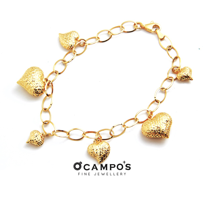 Heart Jewelry Pieces by Ocampo's Fine Jewellery - 007