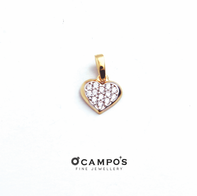 Heart Jewelry Pieces by Ocampo's Fine Jewellery - 008