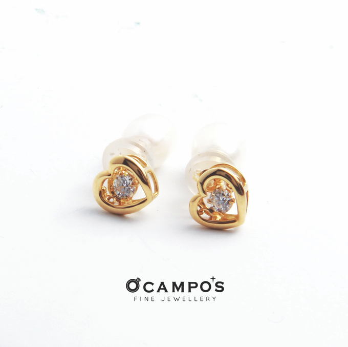 Heart Jewelry Pieces by Ocampo's Fine Jewellery - 009