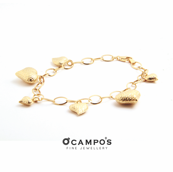 Heart Jewelry Pieces by Ocampo's Fine Jewellery - 010