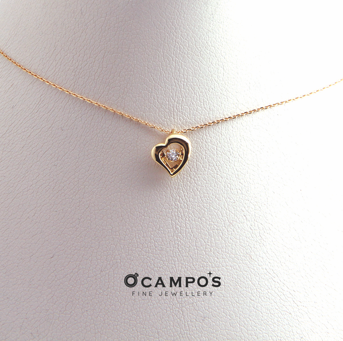 Heart Jewelry Pieces by Ocampo's Fine Jewellery - 011