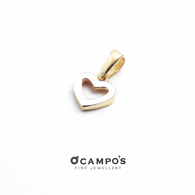 Heart Jewelry Pieces by Ocampo's Fine Jewellery - 012