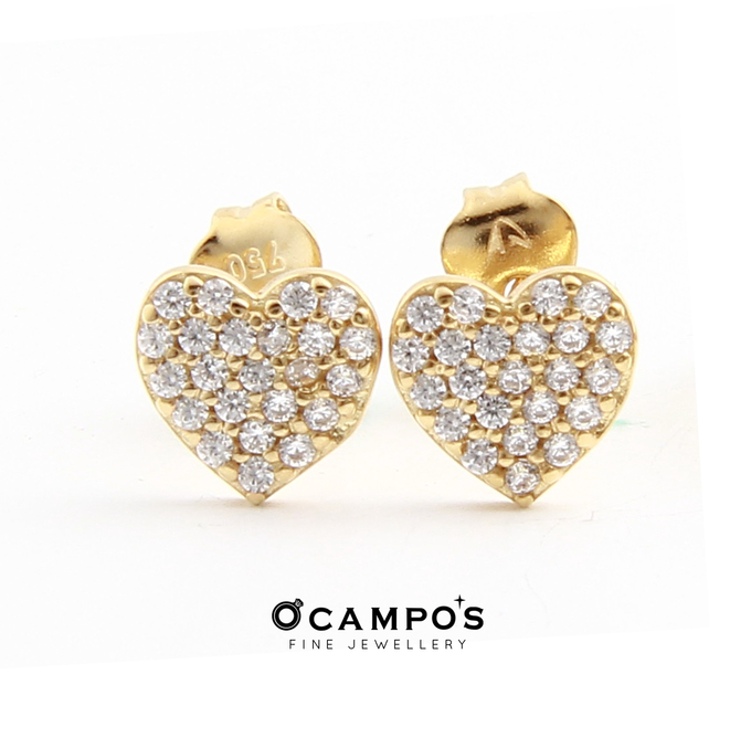 Heart Jewelry Pieces by Ocampo's Fine Jewellery - 013