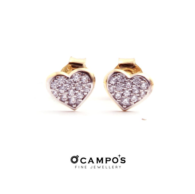 Heart Jewelry Pieces by Ocampo's Fine Jewellery - 014