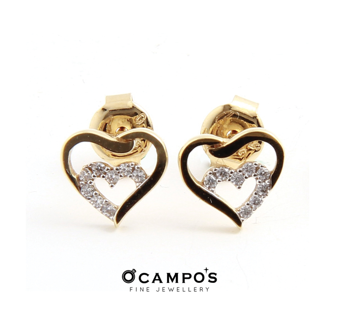 Heart Jewelry Pieces by Ocampo's Fine Jewellery - 015