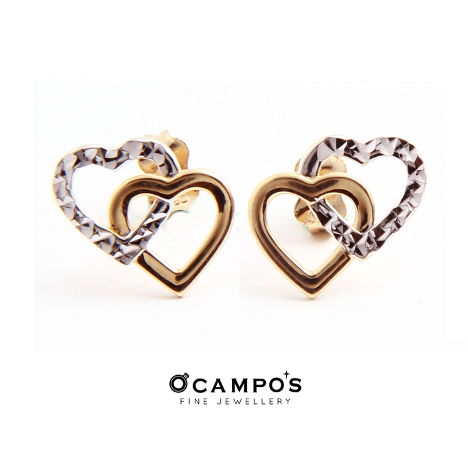 Heart Jewelry Pieces by Ocampo's Fine Jewellery - 016