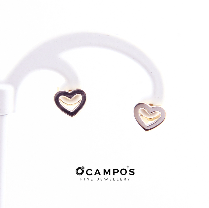 Heart Jewelry Pieces by Ocampo's Fine Jewellery - 017