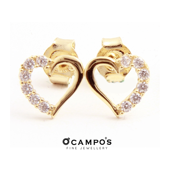 Heart Jewelry Pieces by Ocampo's Fine Jewellery - 018