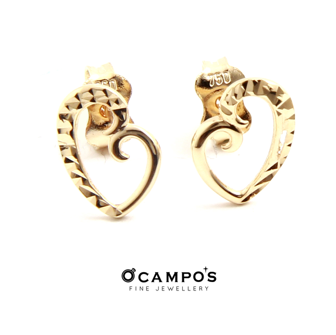Heart Jewelry Pieces by Ocampo's Fine Jewellery - 019