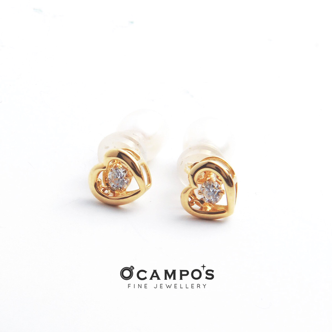 Heart Jewelry Pieces by Ocampo's Fine Jewellery - 020