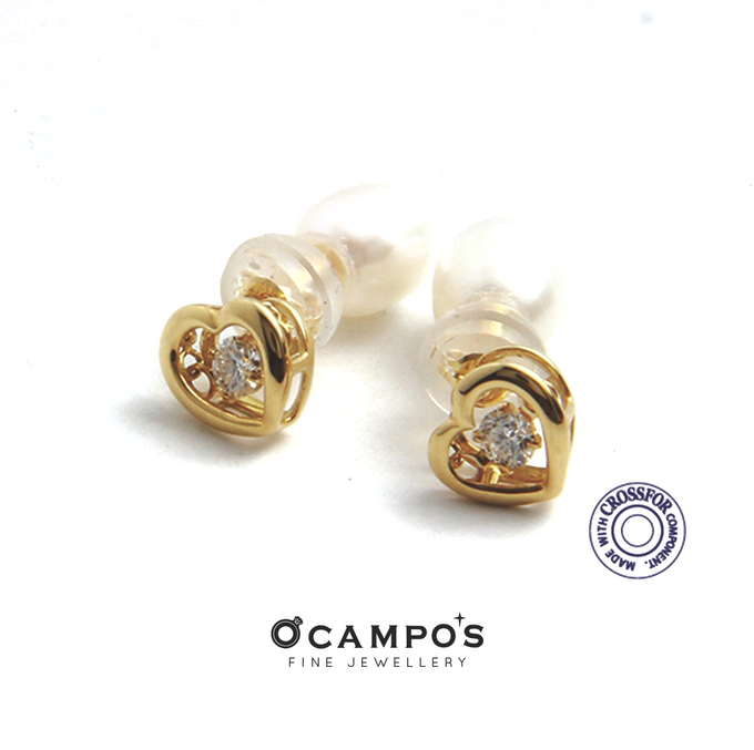 Heart Jewelry Pieces by Ocampo's Fine Jewellery - 021