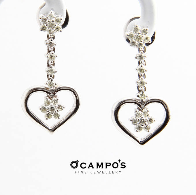 Heart Jewelry Pieces by Ocampo's Fine Jewellery - 022
