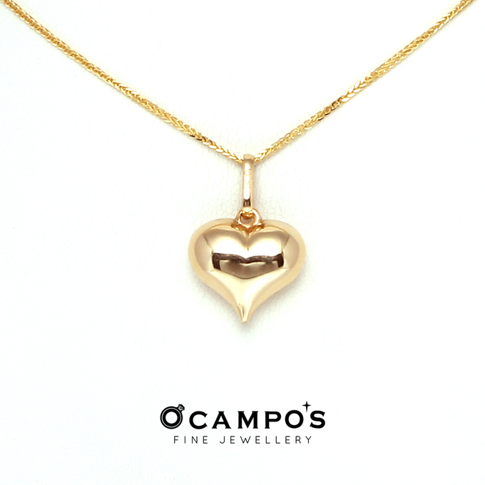 Heart Jewelry Pieces by Ocampo's Fine Jewellery - 024