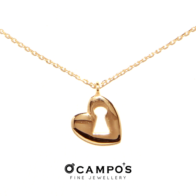 Heart Jewelry Pieces by Ocampo's Fine Jewellery - 025